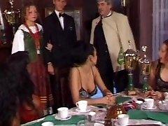 brandus svingerių sexparty orgija