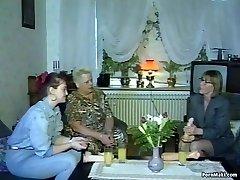 Močiutė Orgija