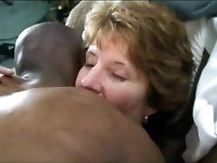 trendy lady gets long black cock deeply inside