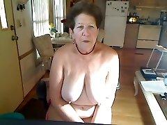 The Granny Singing Stripper Beats Again