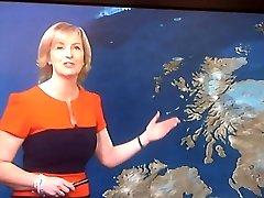 Stunning British Weather MILF