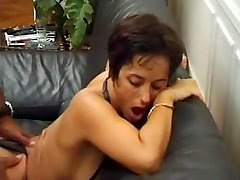 Hot mature anal with jism