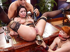 Karlee Grey is a gorgeous, uptight perfectionist that arrives on The Upper Floor to restore some...