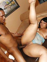 hot black slut with giant butt