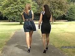 Debra and Imelda are two of the loveliest ladies at StilettoGirl.com! Men drool at the sight of...