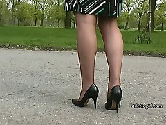 We bring you the most gorgeously attractive ladies such as Jenna, who wears high heel shoes that...