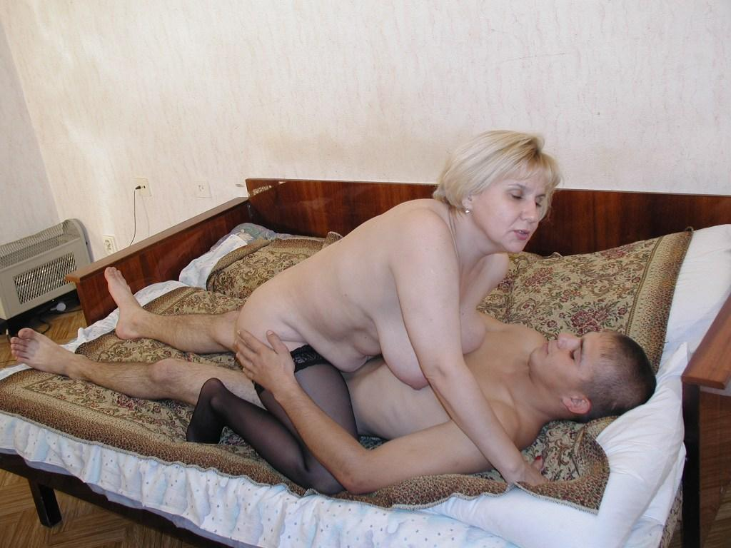 Homemade Mature Young Guy