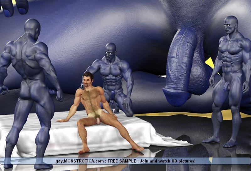 3d alien porn Alien