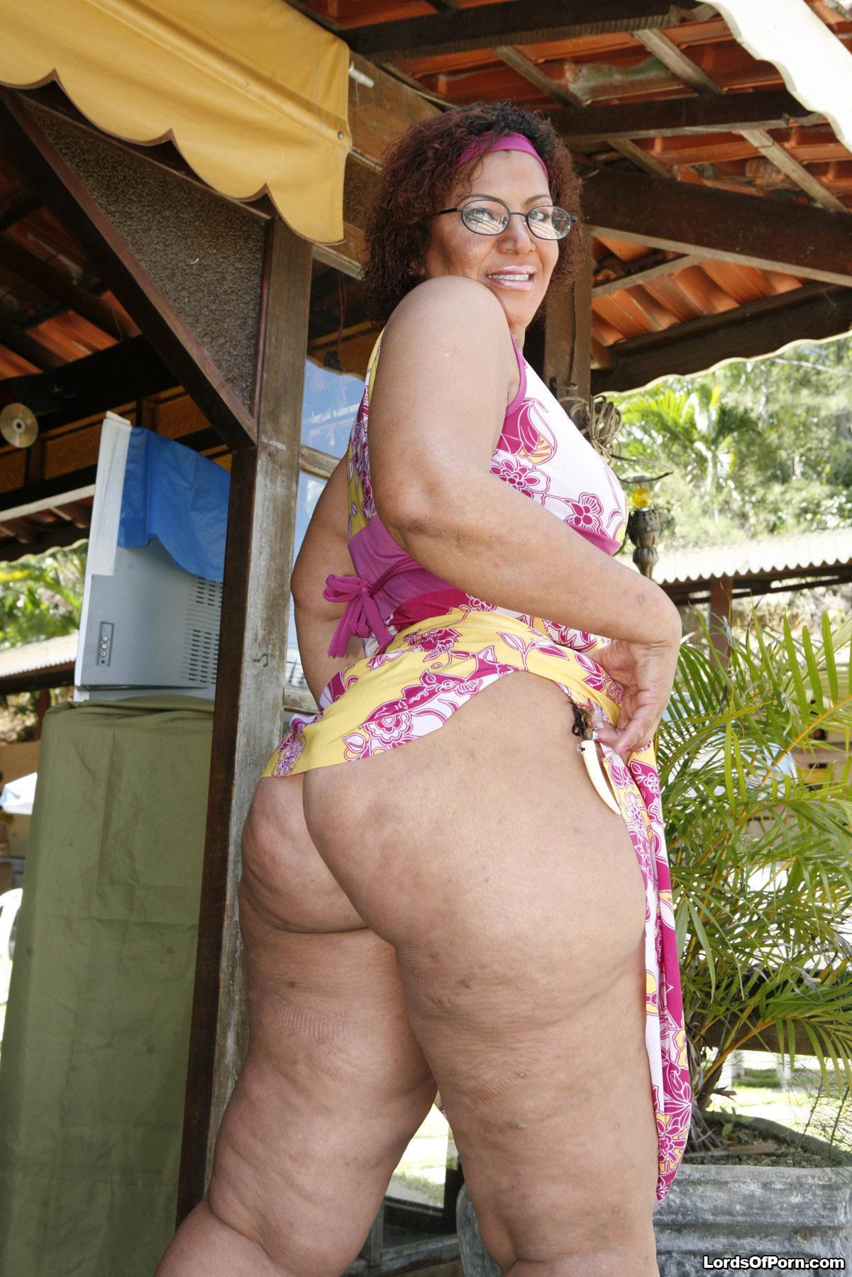 Brazilian Big Butt Porn