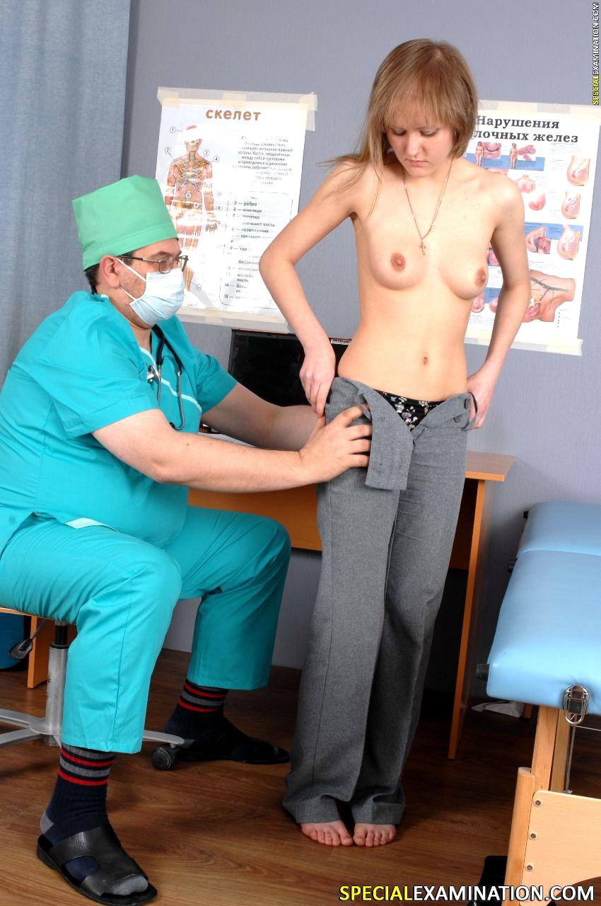 Nude doctor