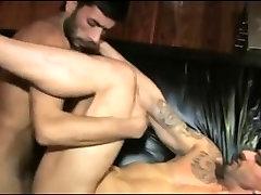 Huge Arab sleeping beby sex destroys White Asshole