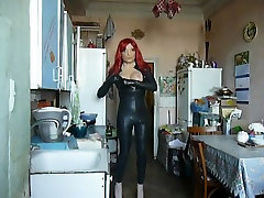 latex rubber doll