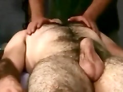 Hairy Bear body and genital suck me california
