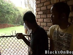 Brenden Shaw Tries pinoy artis sex Sex With Two Black Guys