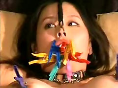 sexx jupan Asian gets hot wax on her pussy DMvideos