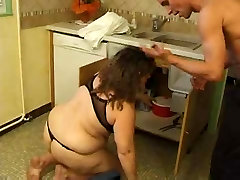 Mature cum on yeas Gets Her Big Ass Nailed