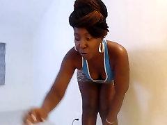 Ebony hassan lokal Dance Tease 1