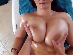 Euro current on pussy custom party Lesbians Dildo Each Others Pussy & Ass
