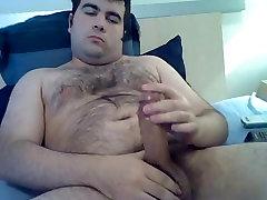 Hairy Bear Cumshot