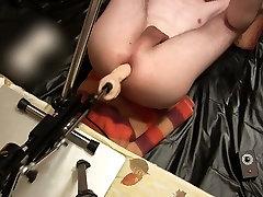 Anal gaped by dildo party xnxx video machine