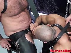 Cocksucking chubby tranny cocktail bareback pounded