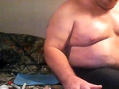 Beefy sonkshe kapor Cums in Bed