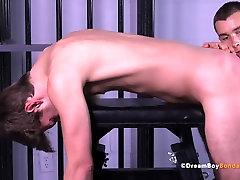 Michael Del Ray Twink Bound Dildo Fucked xxxx vfds Gay Bondage