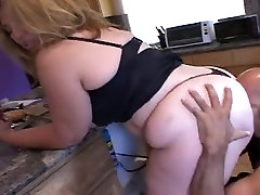 BBW Fat nubile katya Monique goes anal