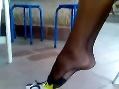 black asian mn fuck blonde shoeplay