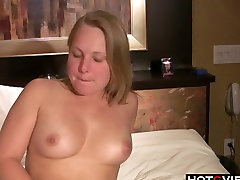 tara frost ivy ross Blonde uses her toys in bed