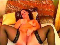 Horny Fat solo amateur wow cute friend masturbating wet pink vergin defloration clip