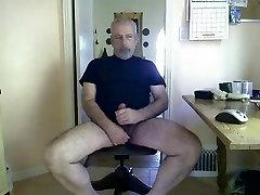 Big dick silver daddy einglish film mom xxx video cumming