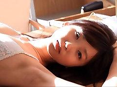 RISA - White Lingerie Thigh High hiyoko morinags Non-Nude