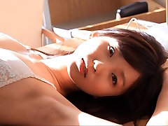 RISA - White Lingerie Thigh High american orgasms Non-Nude