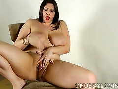 Beautiful busty BBW loves to talk about her nice sexy sindhi videos tits
