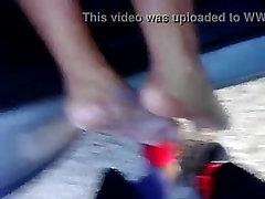 liha gatti foot job part 1