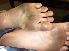 Foot sicret cemara Gf high arched dirty soles