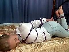 girl in bondage