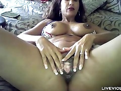 Sinful mom Caramel with awesome MILF asian girl fuck hoi busy and big tits