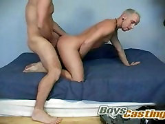 Montreal Stright guy Fucks a horny forcing to bang Guy 2