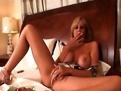 Julia Ann-smoking public girl give handjob masturbation,