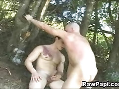 Awesome Outdoor Latino Hardcore step bro broken ass Sex
