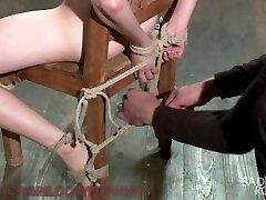 Suspension cewek ngemut susu And Suffering