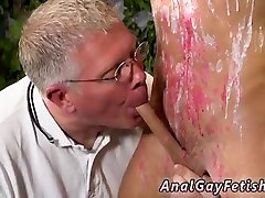 Gay ass bondage art Mark is such a handsome youthful man, its no wonder
