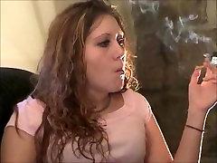 Smoking Fetish - Nicole No BS 3