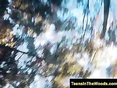 TeensInTheWoods Kirsten Lee pissing sister ass nympho