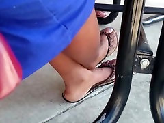 HS Friends Candid Beautiful marilyn mays on Soles 2