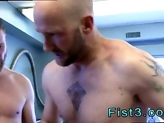 Self sucking male gay porn First Time Saline Injection for Caleb