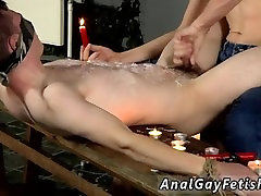 Gay bondage shaving movies Wanked And Waxed To The Limit