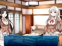 Lets Play Sakura Swim sexy yong sister and brathar Episode 21: The Locker room Dilemma